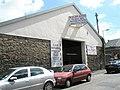 Garage in Vicarage Lawn - geograph.org.uk - 941496.jpg