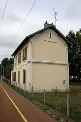 Chantenay-Saint-Imbert railway station