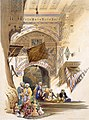 Gateway of a Bazaar, Grand Cairo (1846).jpg