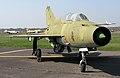 Gatow MiG-21UM (2009).jpg