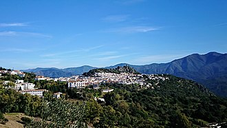 White Towns of Andalusia - Gaucín