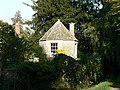 Gazebo, The Old Vicarage, Church Lane, South Cerney - geograph.org.uk - 1517979.jpg