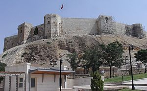 Gaziantep Province - A view from Gaziantep castle