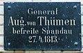 Gedenktafel Zitadellenbrücke (Span) August von Thümen.jpg