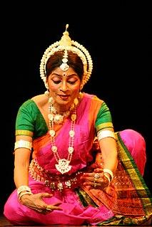 Geeta Mahalik Indian Odissi dancer (born 1948)