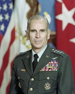 John William Vessey Jr. United States Army general