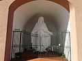 Genova-santuario ns del gazzo-nicchia madonna.jpg