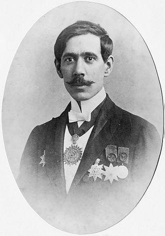 Georgios Prokopiou - Georgios Prokopiou (1907; possibly a wedding picture)