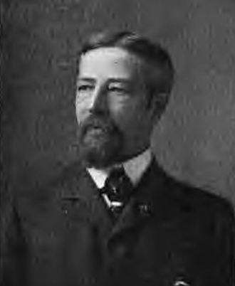 George Frederick Baer - George F. Baer circa 1904