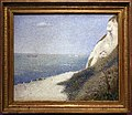 Georges seurat, la riva sottovento a honfleur, 1886, 01.jpg