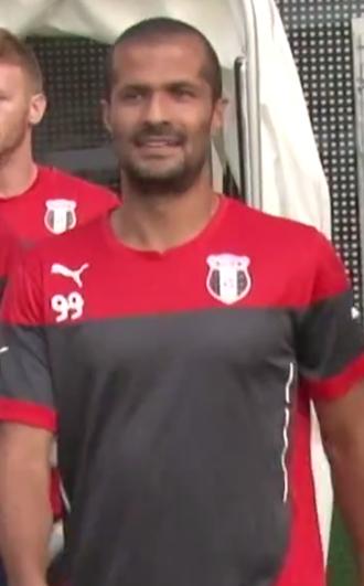 Geraldo Alves (footballer, born 1980) - Alves with Astra Giurgiu in 2015