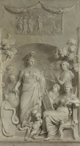 Gerard de Lairesse - Gerard de Lairesse, Allegory of sciences, Rijksmuseum