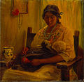 Germán Gedovius - Woman from Tehuantepec - Google Art Project.jpg