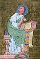 German - Leaf from Gospels - Walters W7161V - Reverse Detail.jpg