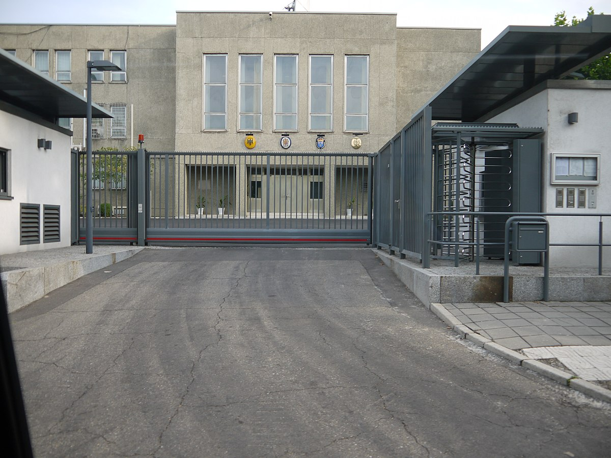 Image result for photo of british embassy in n korea