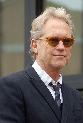 Gerry Beckley - Beckley at a ceremony for America to receive a star on the Hollywood Walk of Fame in February 2012