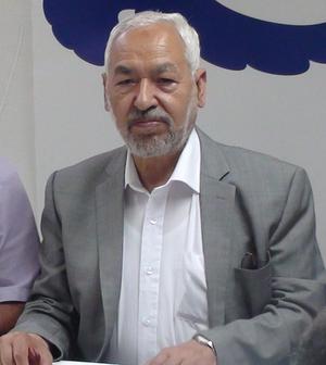 2013–14 Tunisian political crisis - Ennahda leader Rashid al-Ghannushi.