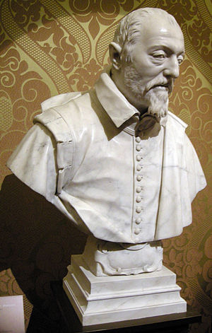 Bust of Antonio Cepparelli