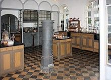 Liebig-Museum, the pharmaceutical laboratory, Giessen (Source: Wikimedia)
