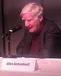 Gilles Archambault (SDLM '16) (cropped).jpg