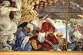 Giovanni Paolo Schor e altri, cornici delle storie di marcantonio colonna nella galleria colonna, 1665-67, 04.JPG