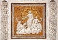 Giovanni da udine, storie della ninfa callisto, 1537-40, 02 callisto e arcade trasformati in costellazioni.jpg