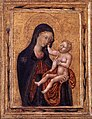 Giovanni di Paolo - Virgin and Child - WGA09479.jpg