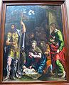 Giulio romano, adorazione dei pastori tra longino e giovanni evangelista, 1532-34 ca..JPG