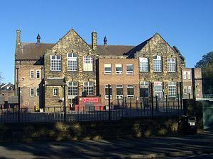 Gleadless - Gleadless Primary School.