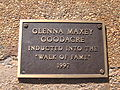 Glenna Goodacre on Walk of Fame, Lubbock, TX IMG 0080.JPG