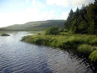 Glenties - Picture taken in Glenties