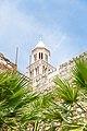 Glockenturm der Kathedrale von St. Domnius in Split, Kroatien (48693904577).jpg
