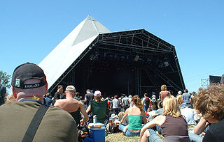 Glastonbury Festival line-ups