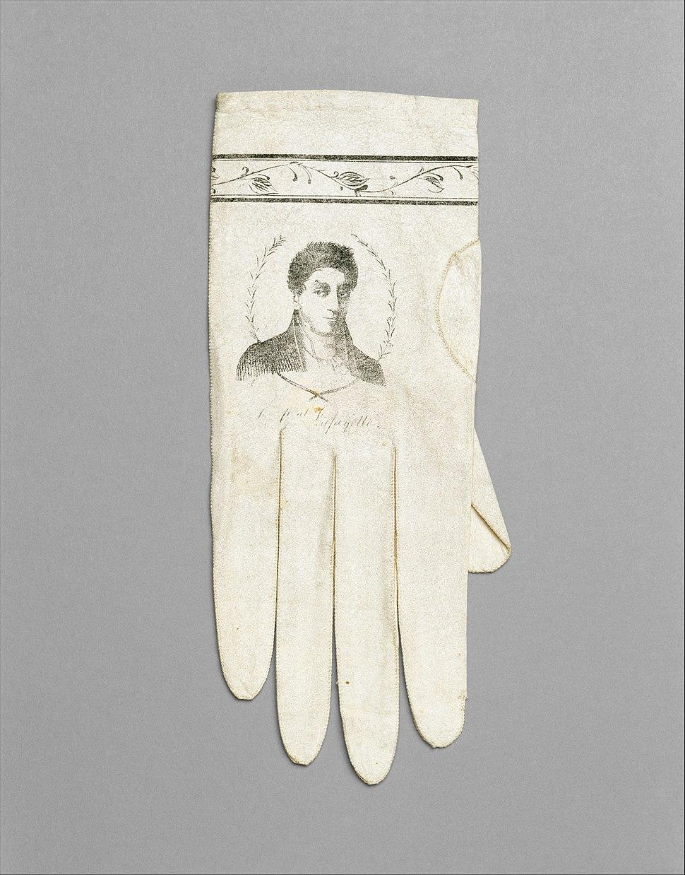 Gloves MET DT435