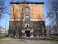 Gmach dawnego Liceum im. Stanisława Staszica w Sosnowcu 02.JPG