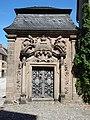 Goetzsches Mausoleum Marktkirchhof Quedlinburg im Landkreis Harz in Sachsen-Anhalt.JPG