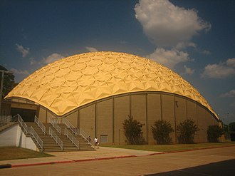 Gold Dome (Centenary) - Image: Gold Dome at Centenary College IMG 1407