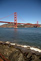 Golden Gate Bridge seen from the Presidio in San Francisco 36.jpg