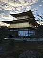 Golden Pavilion in Rokuonji Temple 20190201-4.jpg