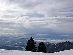 Golija - View from Golija