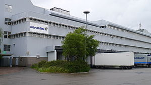 City Airline - City Airline head office
