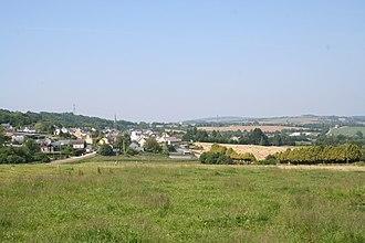 Gouézec - A general view of Gouézec