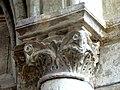 Gournay-en-Bray (76), collégiale St-Hildevert, chœur, 2e grande arcade du nord, chapiteau côté est.jpg