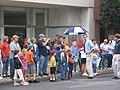 Gov. Warner at the Buena Vista Labor Day Parade (235247901).jpg