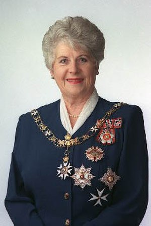 Catherine Tizard - Image: Governor General Catherine Tizard