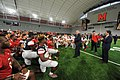 Governor Visits University of Maryland Football Team (36114204333).jpg