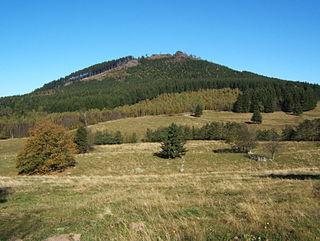 Großer Hermannsberg mountain