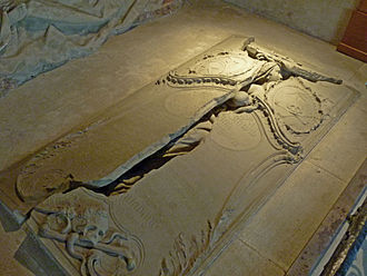 Hindelbank - Tomb of Maria Magdalena Langhans by Johann August Nahl.