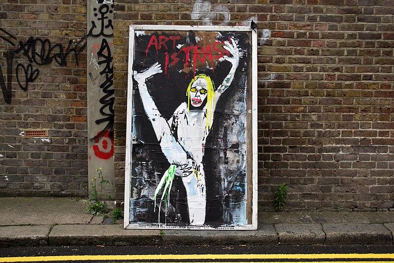 Shoreditch, le quartier hipster de Londres