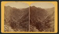 Grand Canyon of the Arkansas, looking up, by Gurnsey, B. H. (Byron H.), 1833-1880 2.png